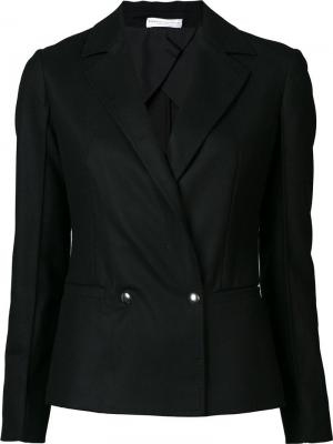 Пиджак Showroom Barbara Casasola. Цвет: чёрный