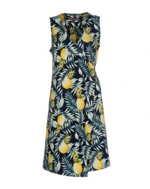 Платье до колена HOPE 1967. Цвет: темно-синий