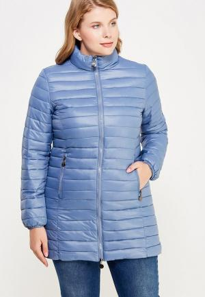 Куртка утепленная Z-Design. Цвет: голубой