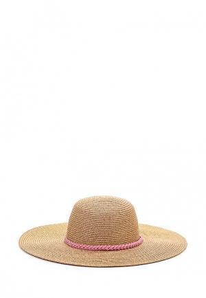 Шляпа Piazza Italia. Цвет: золотой