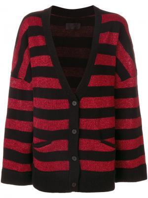 Striped cardigan Rta. Цвет: чёрный