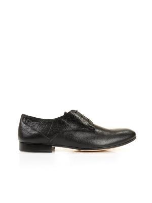 Туфли POLLINI. Цвет: черный