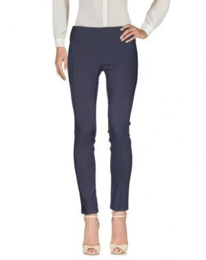Повседневные брюки RISSKIO. Цвет: свинцово-серый