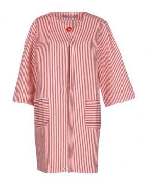 Легкое пальто ROSAMUNDA. Цвет: красный