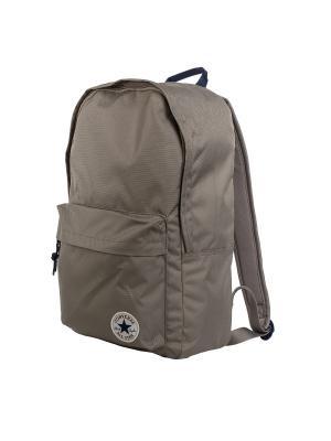 Рюкзак EDC Poly Backpack Converse. Цвет: бежевый