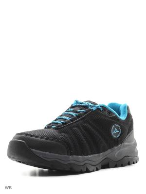 Ботинки ANTA. Цвет: черный