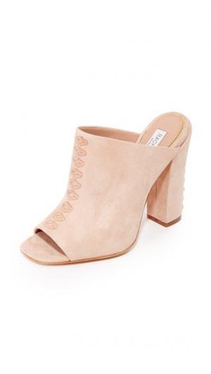 Туфли без задников Salana Rachel Zoe. Цвет: оранжевый