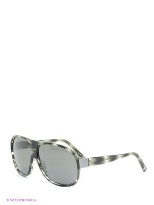Солнцезащитные очки GF 961 04 Gianfranco Ferre. Цвет: черный