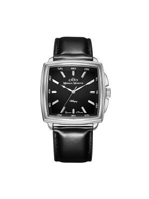 Часы Mikhail Moskvin. Цвет: черный, серебристый, белый