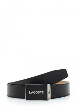Ремень Lacoste. Цвет: черный