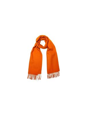 Шарф Venera. Цвет: оранжевый