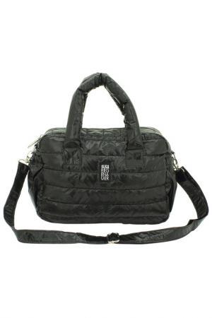 Дорожная сумка F|23. Цвет: черный