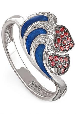 Кольцо KABAROVSKY. Цвет: серебряный