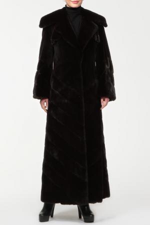 Пальто Rindi. Цвет: черный