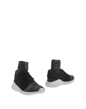 Полусапоги и высокие ботинки ADIDAS ORIGINALS. Цвет: черный