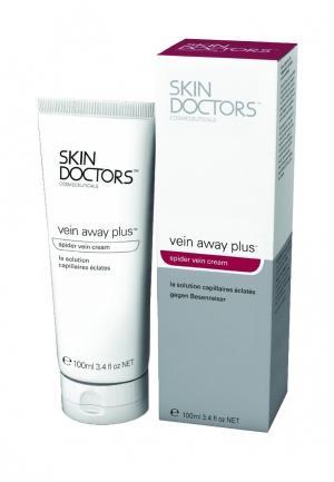 Крем для тела против сосудистых звездочек Skin Doctors. Цвет: белый