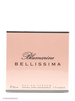 Парфюмерная вода BELLISSIMA , 50мл BLUMARINE. Цвет: прозрачный