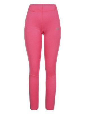 Капри LI-NING. Цвет: розовый