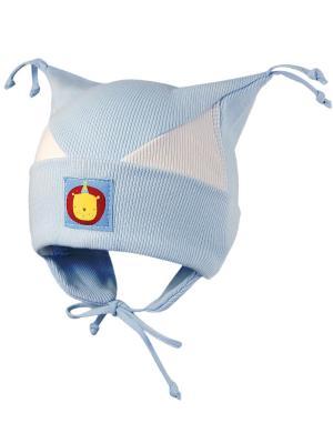 Шапка Elo-Melo. Цвет: светло-голубой