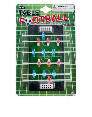 Настольный футбол Подарки. Цвет: зеленый