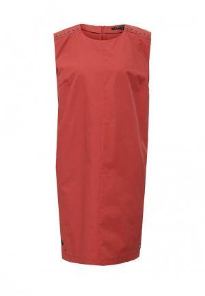 Платье Top Secret. Цвет: коричневый