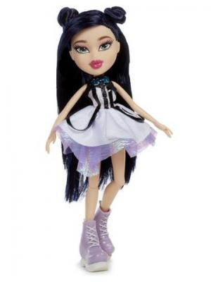Bratz Вечеринка, кукла делюкс Джейд. Цвет: черный