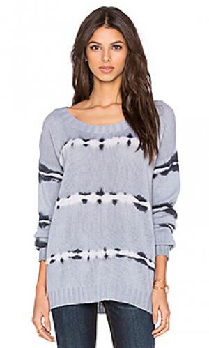Пуловер бойфренд abella SUSS. Цвет: серый