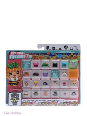 Игровой набор My Mini Mixieqs Mattel. Цвет: розовый, черный, прозрачный
