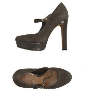 Туфли JESSICA SIMPSON. Цвет: серый