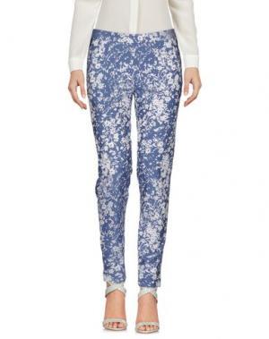 Повседневные брюки NEW YORK INDUSTRIE. Цвет: грифельно-синий