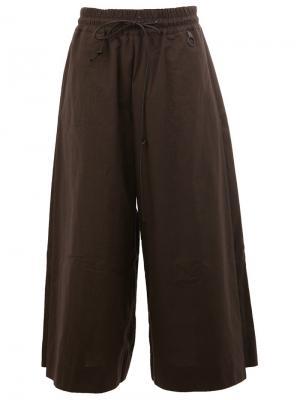 Укороченные брюки  Boxer Toogood. Цвет: none