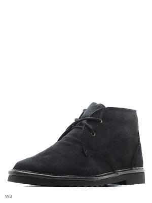 Ботинки Inblu. Цвет: черный