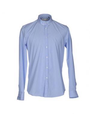 Pубашка MACCHIA J. Цвет: лазурный