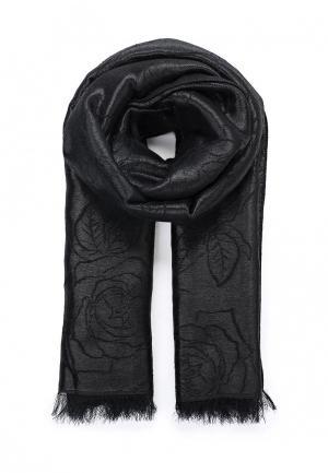 Палантин Armani Jeans. Цвет: черный