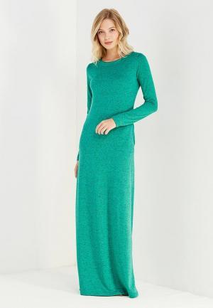 Платье SK House. Цвет: зеленый