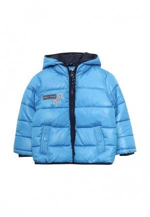 Куртка утепленная Overmoon by Acoola. Цвет: голубой