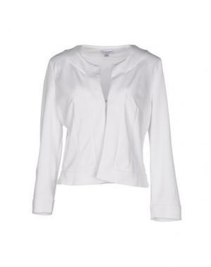 Пиджак PIU' &. Цвет: белый
