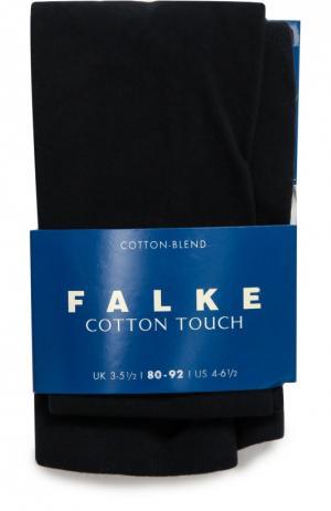 Колготки Cotton Touch Falke. Цвет: синий
