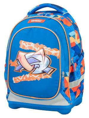 Рюкзак Murales Target. Цвет: синий, оранжевый