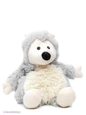 Игрушка-грелка Cozy Plush Ежик Warmies. Цвет: серый