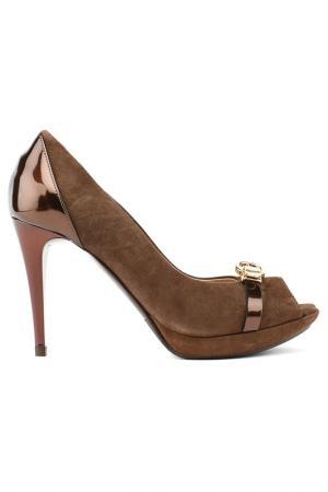 Туфли Norma J. Baker. Цвет: коричневый