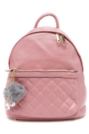 Рюкзак Dda. Цвет: розовый