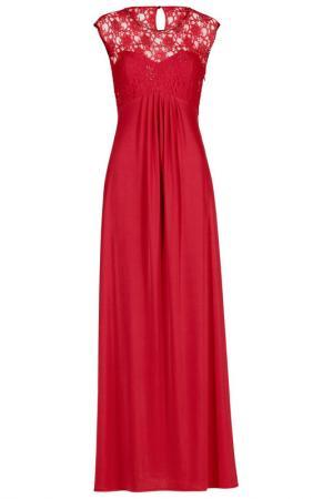 Платье Apart. Цвет: красный