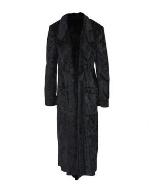Легкое пальто ANIYE BY. Цвет: черный