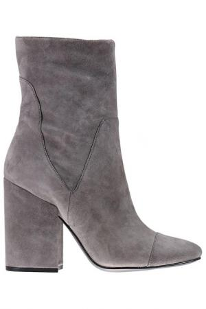 Ankle boots KENDALL + KYLIE. Цвет: gray