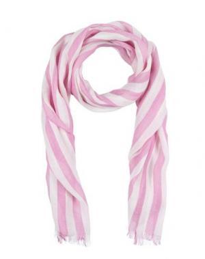 Палантин PAGLIA. Цвет: розовато-лиловый