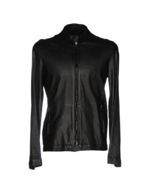 Куртка SALVATORE SANTORO. Цвет: стальной серый