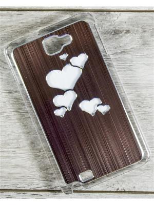 Чехол для телефона SG-Note 2, 9220 MACAR. Цвет: серый