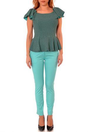 PANTS RADEKS. Цвет: light green