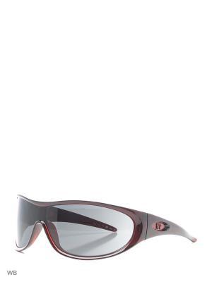 Солнцезащитные очки TS 414 04 SAMPLES TRY. Цвет: бордовый